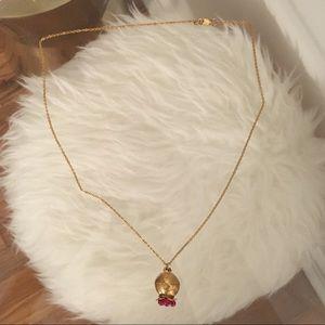 Jewelry - POMEGRANATE NECKLACE NWOT